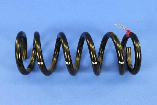 Coil Spring, Left, Right, Front