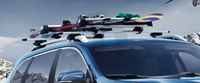 THULE Jeep Sport Utility Bars