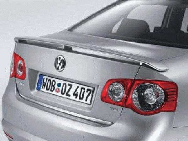 Primer Rear Spoiler (Wing) Without 3rd Brake - Volkswagen (1KM-071-646-U-9AX)