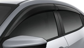 Visor, Door (5D) (6) (Sport & Type R)