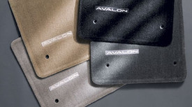 Avalon Floor Mats Dark Charcoal - Toyota (PT206-07090-18)