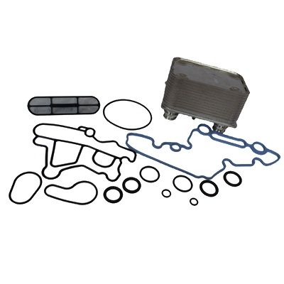 6.0 l Engine Oil Cooler Rebuild Kit - Ford (3C3Z-6A642-CA)