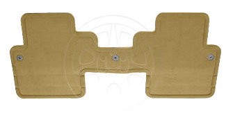 Floor Mats, Carpet, Rear - GM (20794566)