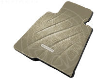 Floor Mats, Premium Carpet (AT)