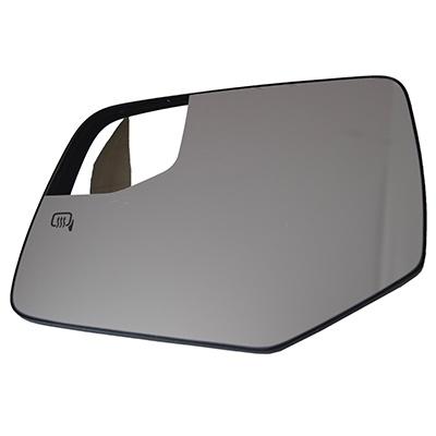 FORD OEM Door Rear Side View-Mirror Glass Left AL8Z17K707E