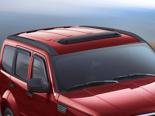 Air Deflector - Sunroof