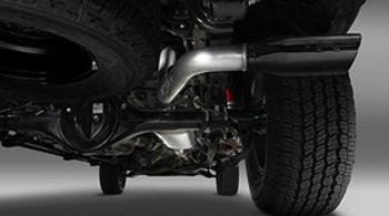 Trd Performance Dual Exhaust System - Toyota (PTR03-34191)