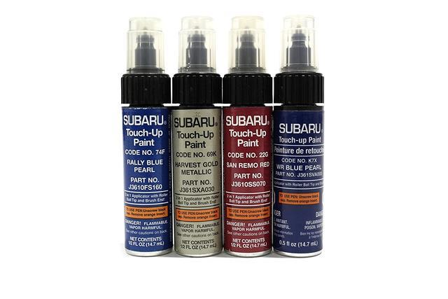 TOUCH UP PAINT LITHIUM RED CODE N A A - Subaru (J361SFL010A1)
