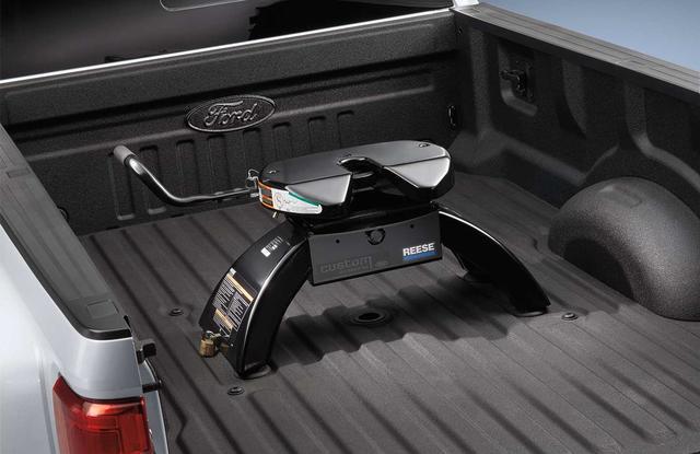 Trailering 5th Wheel Kit 18k Ford Hc3z 19d520 B