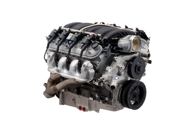 Chevrolet Performance LS7 505HP  7.0L