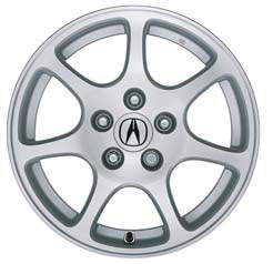 "Wheel, Alloy (16"")"