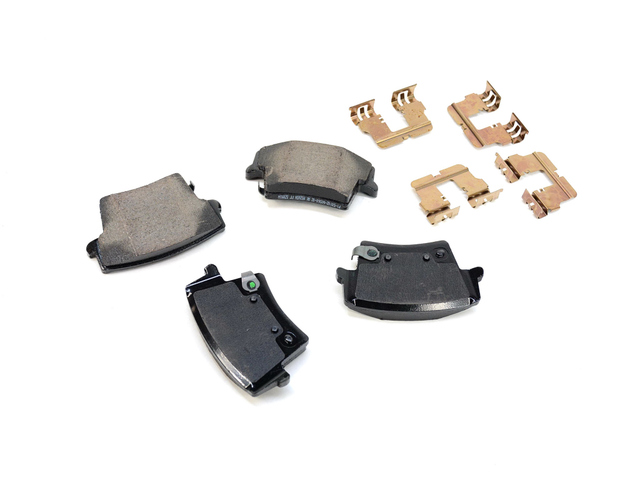 Rear Disc Brake Pad Kit - Mopar (5142560AB)