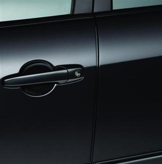 Genuine Mazda Accessories 0000-8M-L29-12 Front Door Edge Guard Set