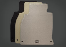 Floor Mats, Standard Carpet