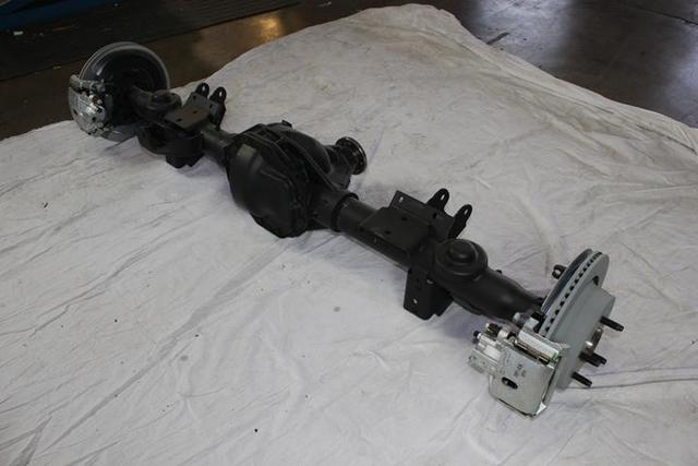 Axle Assembly - Mopar (68083463AD)