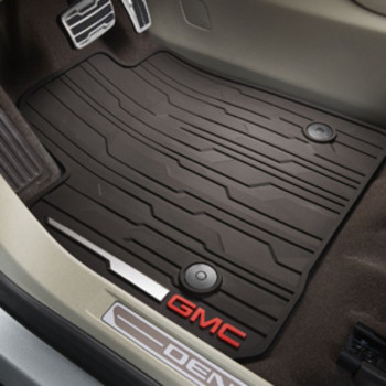 Floor Mats, All-Weather, Front - GM (84038457)