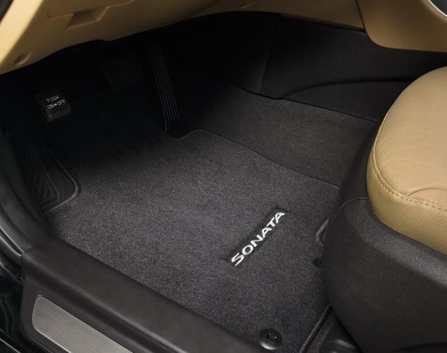 HYUNDAI Genuine 3QF14-AC000-HZ Complete Car Mat Assembly
