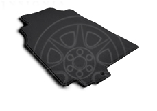 Floor Mats, Standard Carpet (Mt)