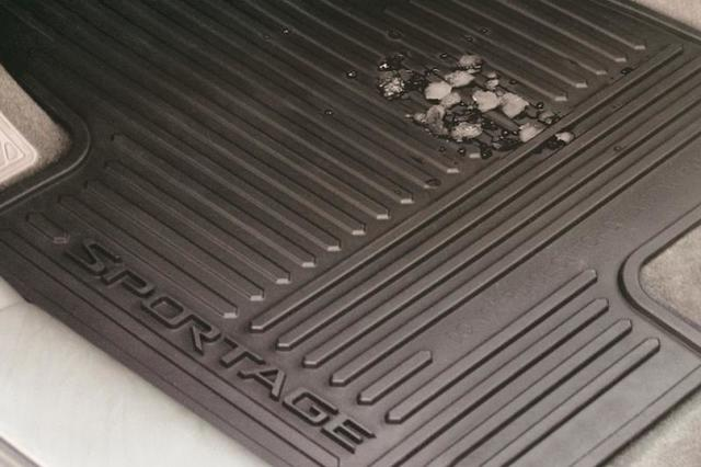 Floor Mats, All-Weather - Kia (3W013-ADU00)