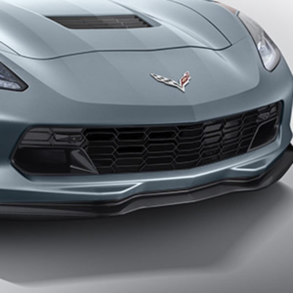 Corvette Z06 Grille Kit - Without Front Camera