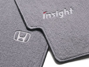 Floor Mats, Carpet, Passenger Side (M/T Models) - Honda (08P15-S3Y-110)