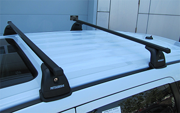 Roof Rack Kit (Models W/ Roof Accommodations)