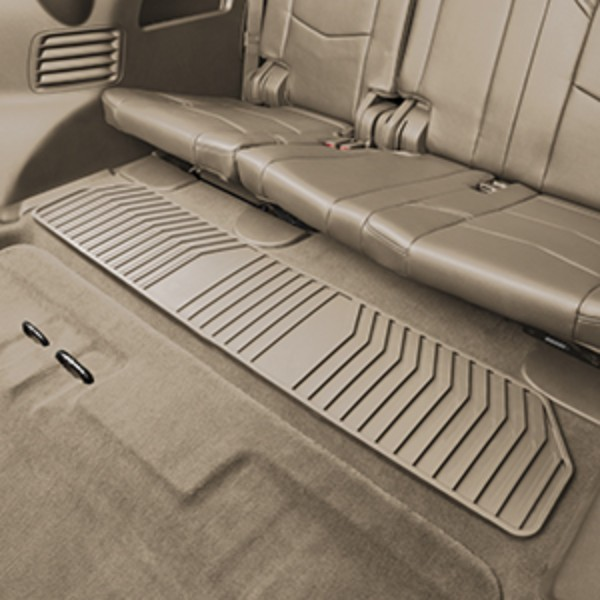 Floor Mats All Weather Third Row Gm 22858829