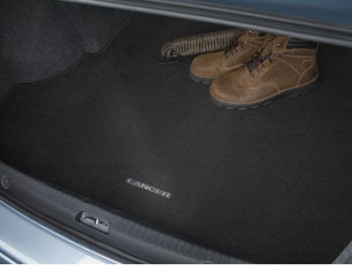Cargo Area Mat, Models W/ Sub-Woofer