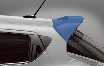 Spoiler, Rear Roof, Color Studio - Nissan (999J1-63B51)