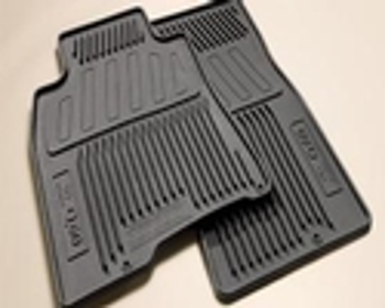 Floor Mats, All Weather, Graphite - Infiniti (999E1-J2200)