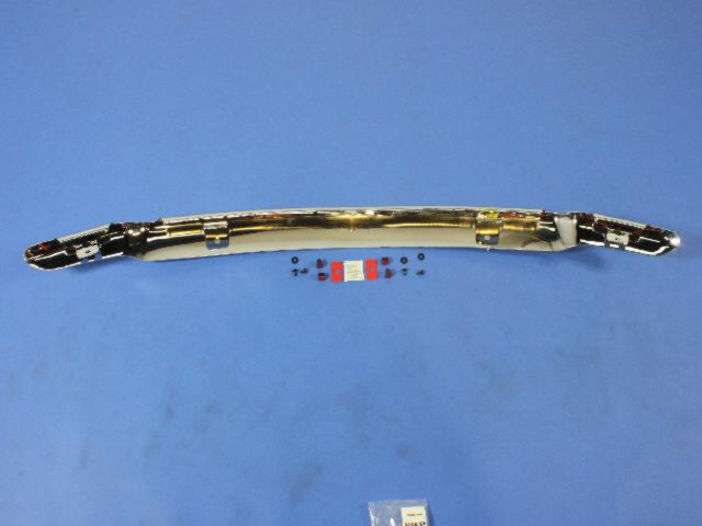 Air Deflector, Hood, Chrome - Mopar (82210280AB)