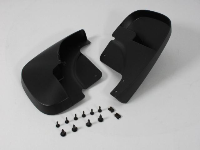 Splash Guards, Molded, Front - Mopar (82208022)