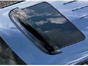 Air Deflector, Sunroof, Tinted - Mopar (82208188AC)