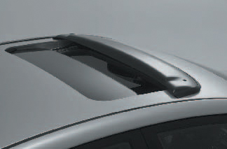 Sunroof Wind Deflector - Hyundai (U8230-2L000)