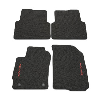 Floor Mats, Carpet, Z-Spec Logo