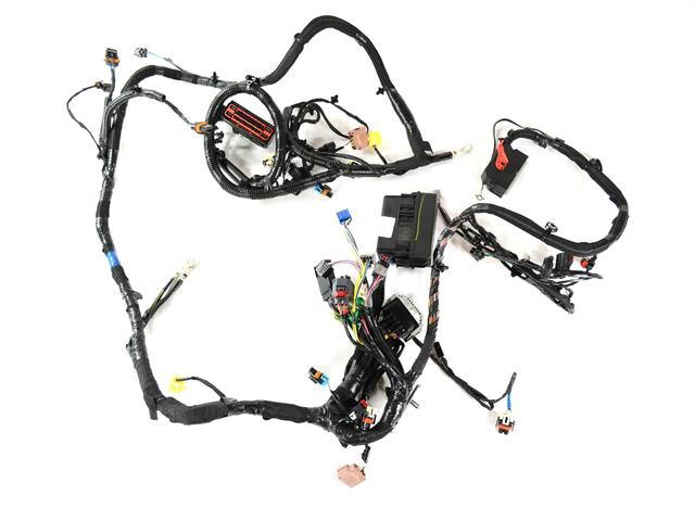 wiring-headlamp to dash
