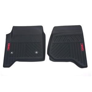 Floor Mats, All-Weather, Rear - GM (22858825)