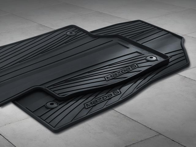 Floor Mats, All Weather - Mazda (0000-8B-H70)