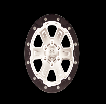 Bead-Lock Capable Wheel