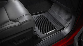 All-Weather Floor Liners - Black - 1794