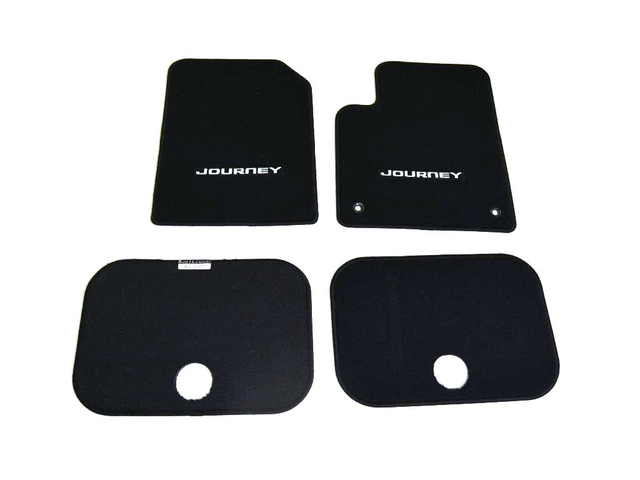 Floor Mat Kit - Mopar (1BG261X9AG)