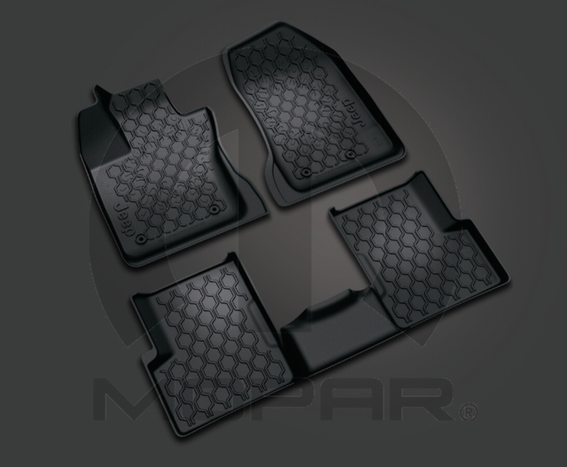 Jeep Renegade Slush Mats