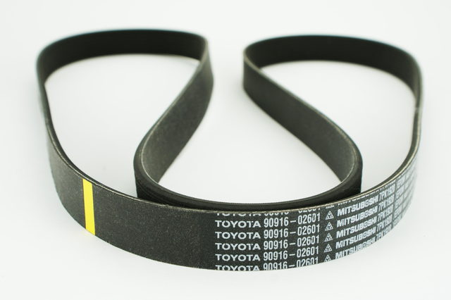 Serpentine Belt - Toyota (90916-02601)
