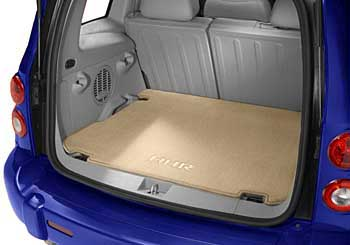 Floor Mats, Cargo Area Premium Carpet - GM (17803396)
