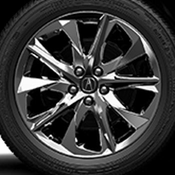 "ALLOY WHEEL (20"") (DC) 2014-2017 MDX - Acura (08W20-TZ5-201)"