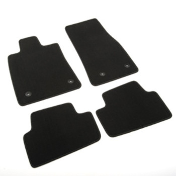 Floor Mats, Carpet, Premium, V-Series Logo