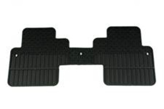 Floor Mats, Carpet, Rear - GM (22789905)