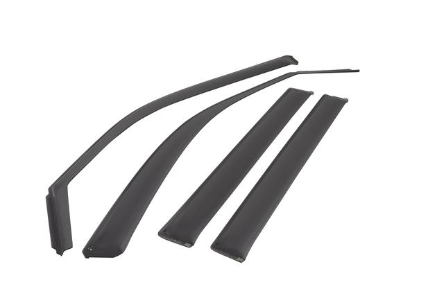 Side Window Deflector Kit - Tinted - Volkswagen (3CN-072-190)