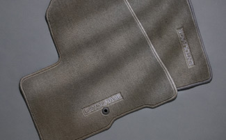 Floor Mats, Carpet - Hyundai (08140-4J011-EB)