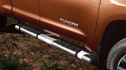 TUNDRA C CAB / DOUBLE CAB RUNNING BOARD KIT PT212-3407C - Toyota (PT212-3407C)